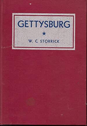 Gettysburg book image