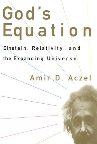 God's Equation book image