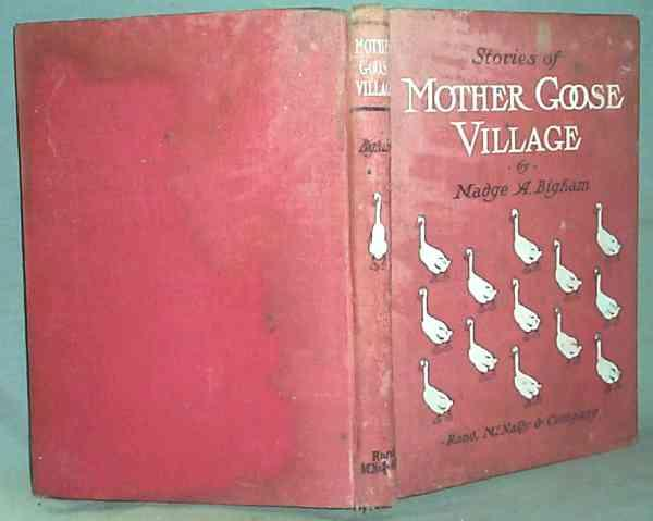 Stories of Mother Goose Village book image