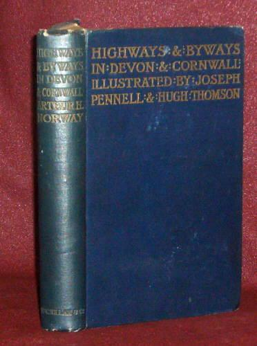 Highways and Byways in Devon and Cornwall book image