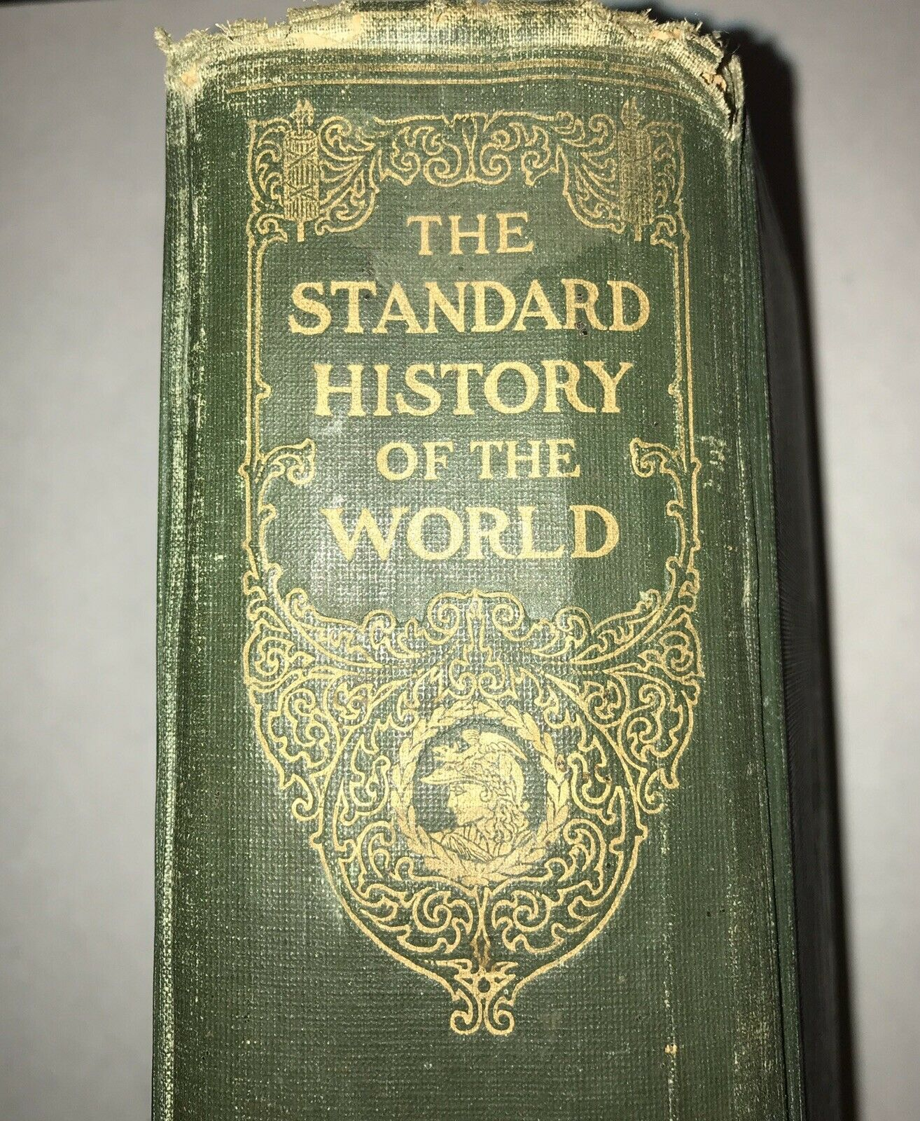 The Standard History of the World, by Great Historians book image