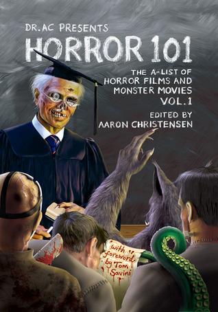 Horror 101 book image