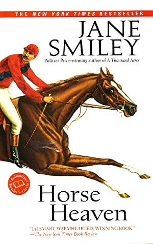 Horse Heaven book image