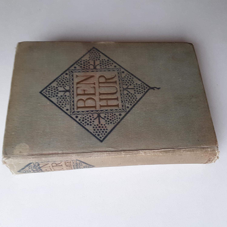 Ben Hur book image