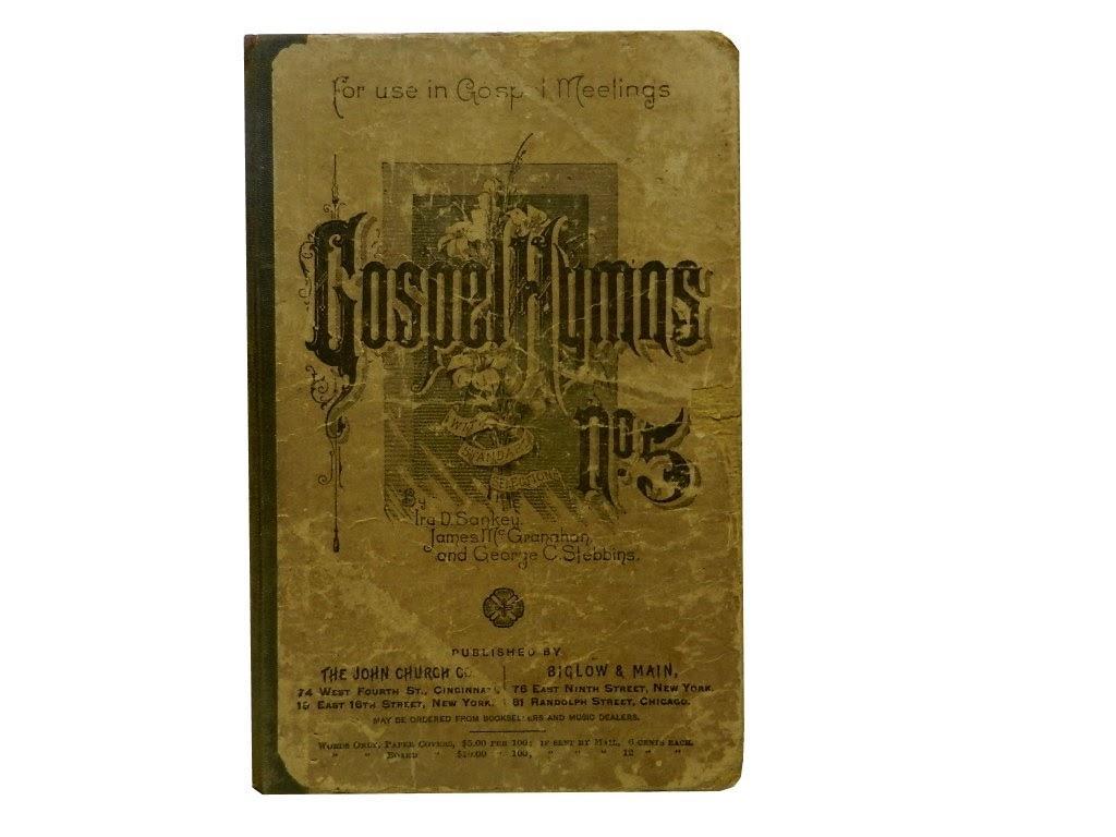 Gospel Hymns No. 5 book image
