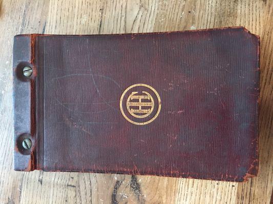1915 Blockbook Index book image
