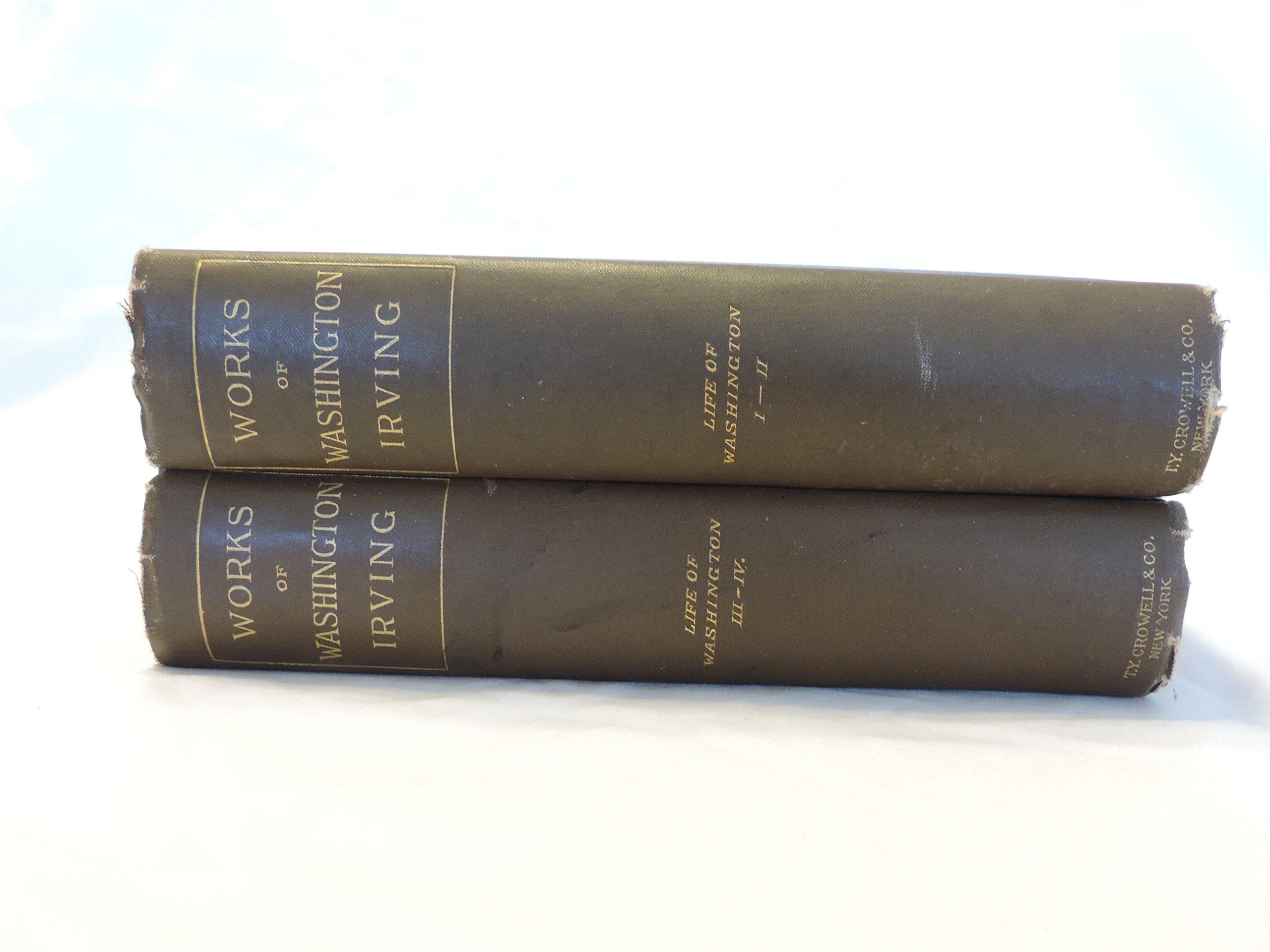 The Life of George Washington, 2 Vols. book image