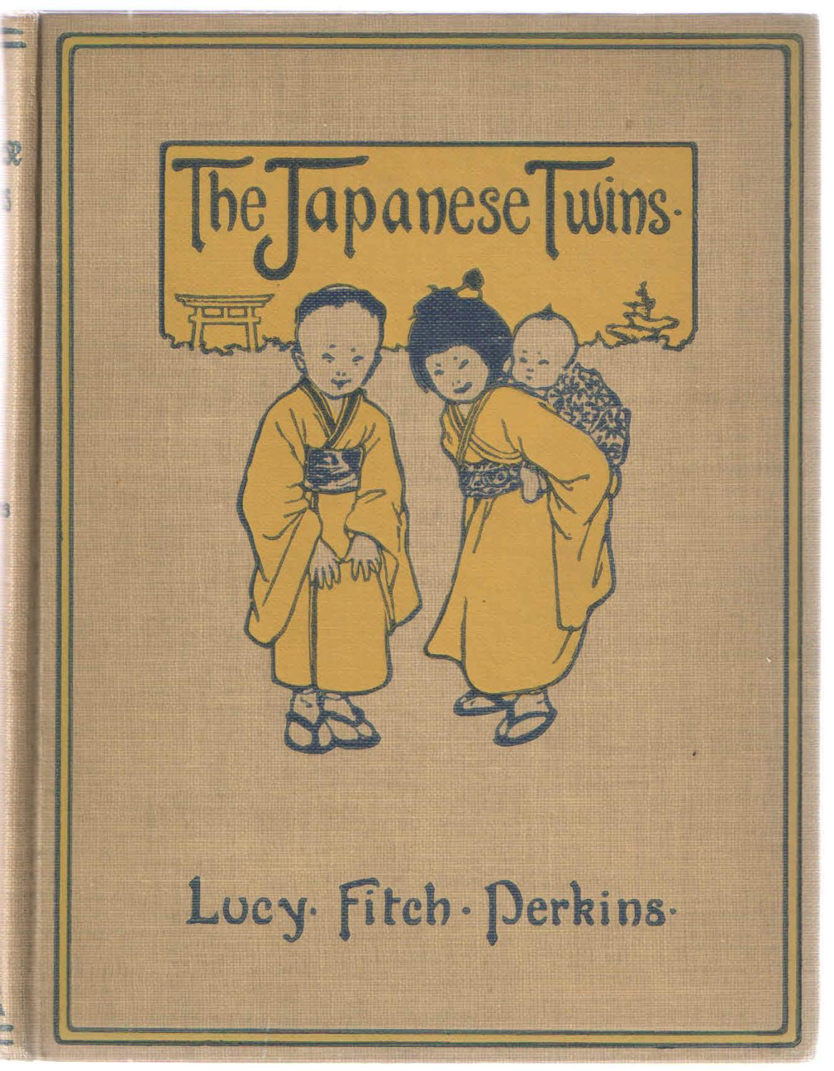 The Japanese Twins book image