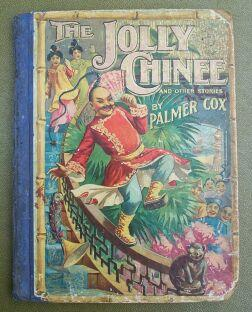 The Jolly Chinee and Other Stories book image