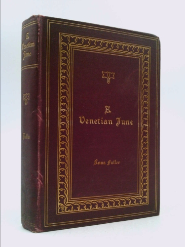 A Venetian June book image
