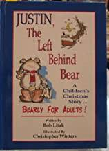 Justin, the Left Behind Bear book image