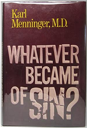 Whatever Became of Sin? book image