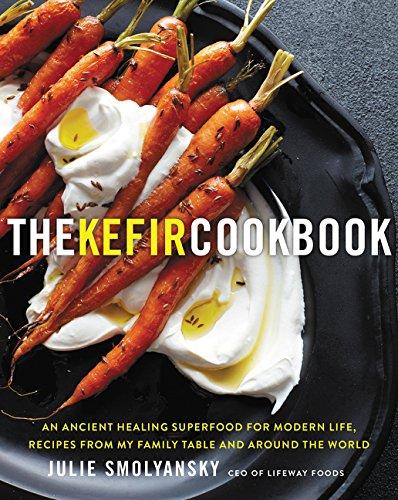 The Kefir Cookbook book image