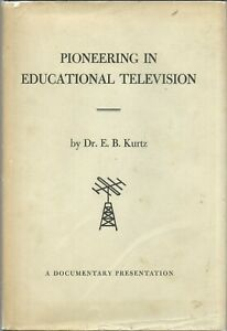 Pioneering in Educational Television, 1932-1939 book image