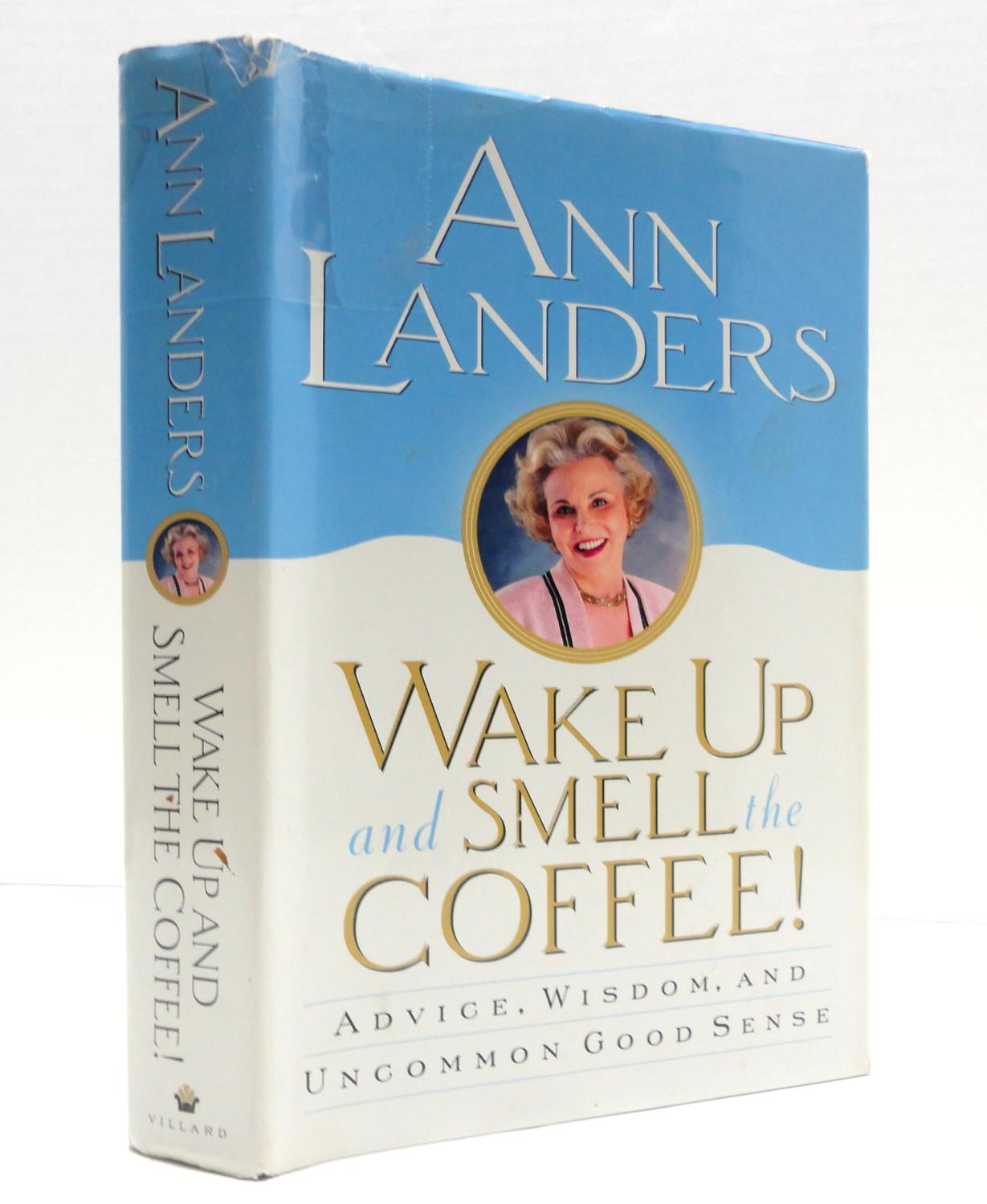 Wake Up and Smell the Coffee! book image