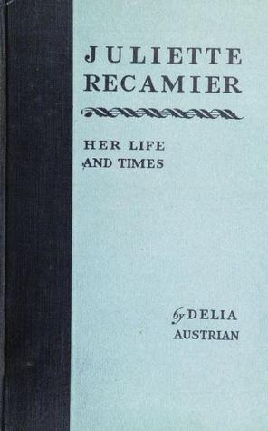 Juliette Recamier book image