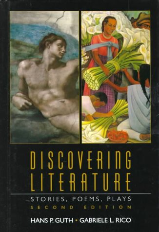 Discovering Literature book image