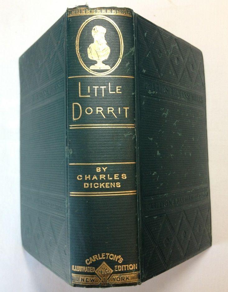 Little Dorrit book image