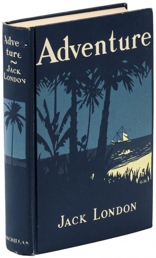 Adventure book image
