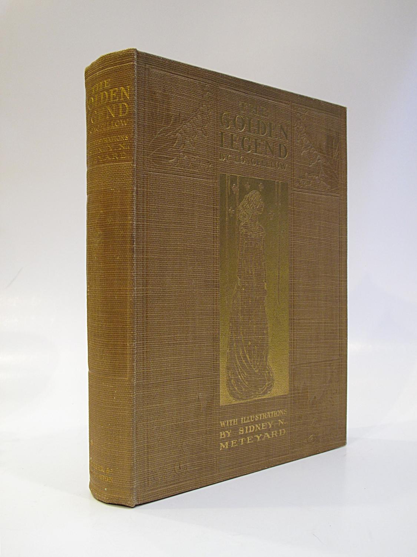 The Golden Legend book image