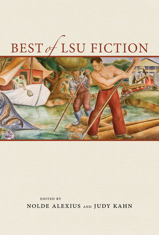 Best of LSU Fiction book image