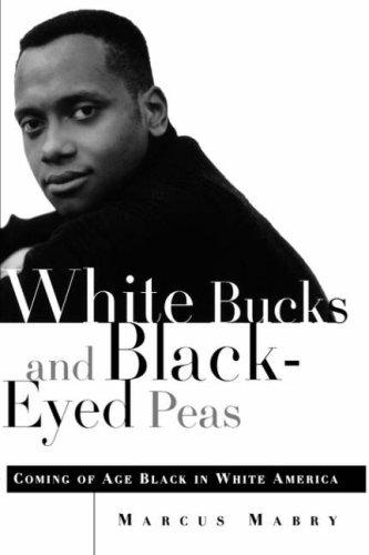 White Bucks and Black-Eyed Peas book image