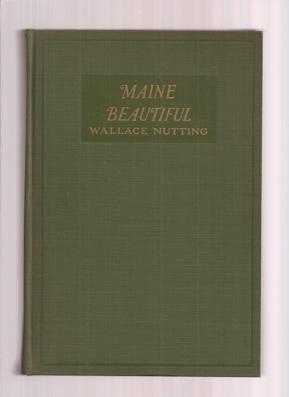 Maine Beautiful book image