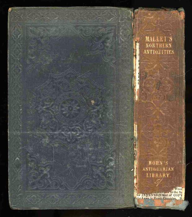Northern Antiquities book image