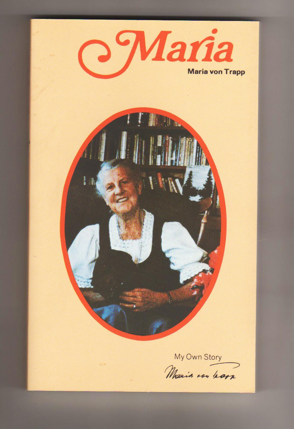 Maria book image