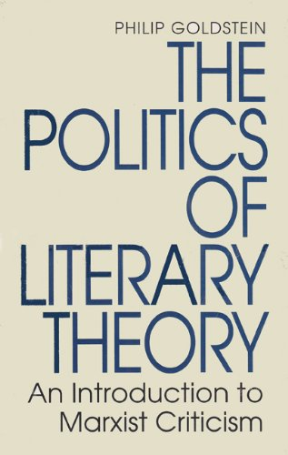 The Politics of Literary Theory book image