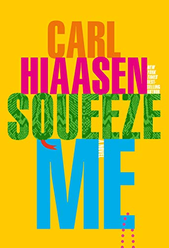 Squeeze Me book image