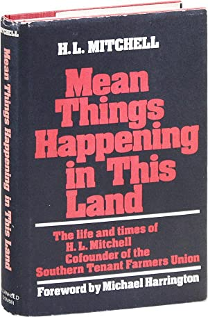 Mean Things Happening in This Land book image