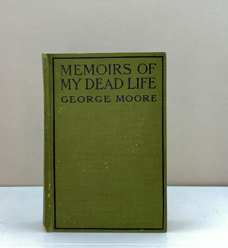 Memoirs of My Dead Life book image