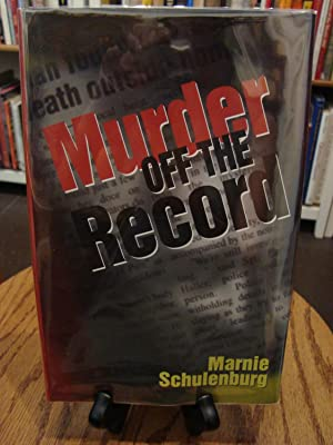 Murder Off the Record book image