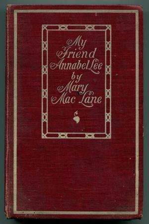 My Friend Annabel Lee book image