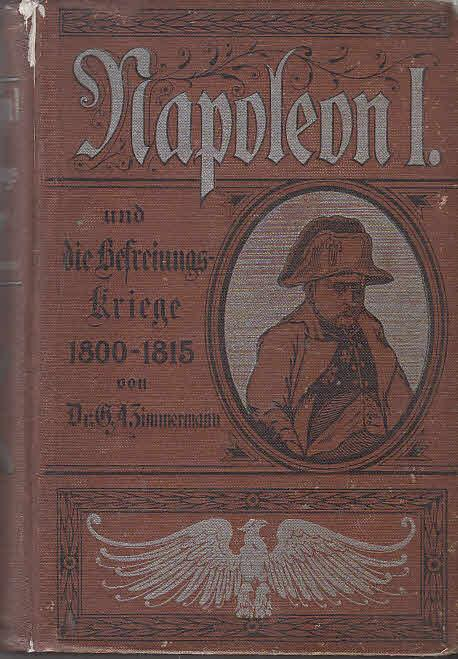 Napoleon I und die befreiungs-kriege, 1800-1815 book image