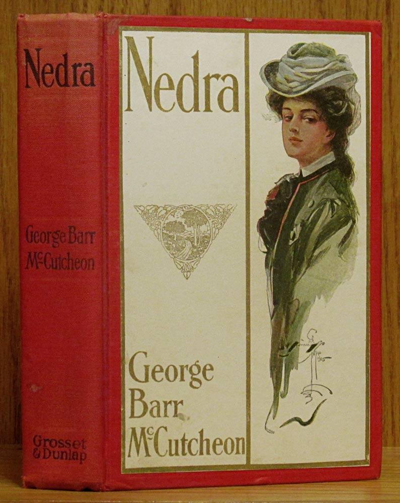 Nedra book image