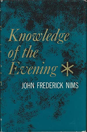 Knowledge of the Evening book image