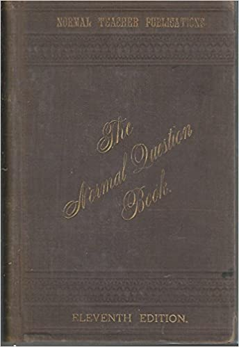 The Normal Question Book book image