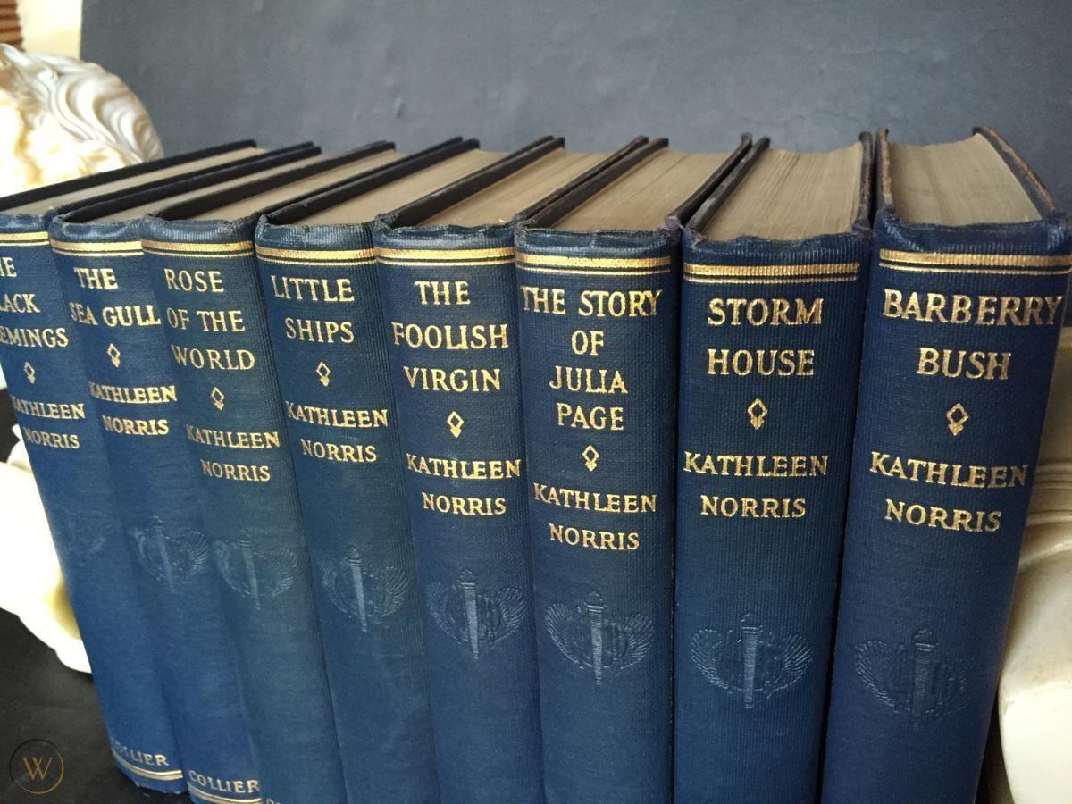 Kathleen Norris, 8 Vols. book image