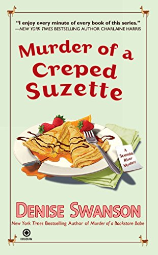 Murder of a Creped Suzette book image