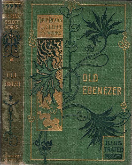 Old Ebenezer book image