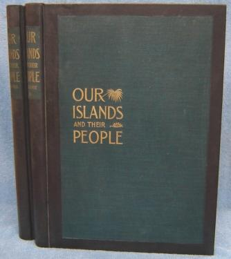 Our Islands and Their People, 2 Vols. book image