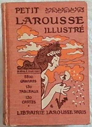 Petit Larousse illustré book image
