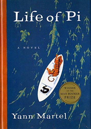 Life of Pi book image