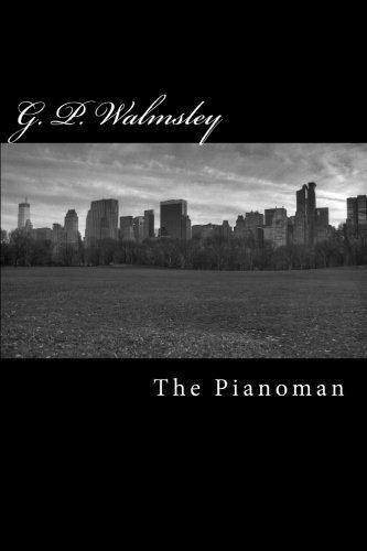 The Pianoman book image