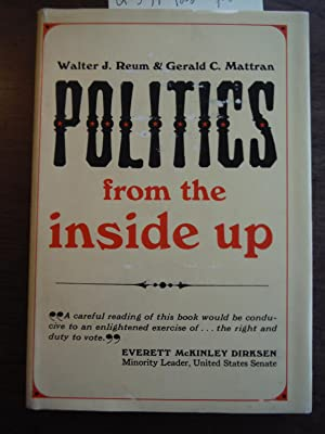 Politics from the inside up book image