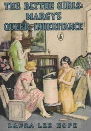 Margy's Queer Inheritance book image