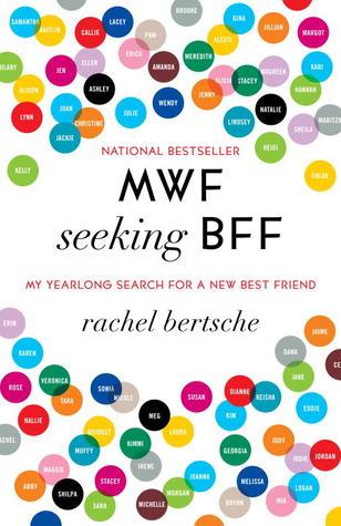 MWF Seeking BFF book image