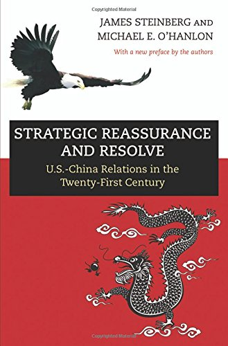 Strategic Reassurance and Resolve book image